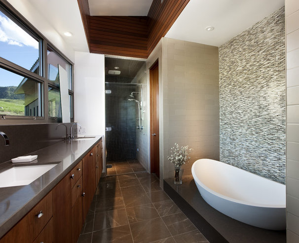 Contemporary Bathroom by Abramson Teiger Architects