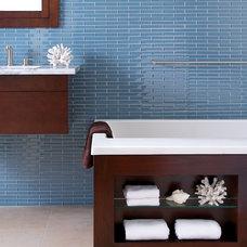 Contemporary Bathroom by AKDO