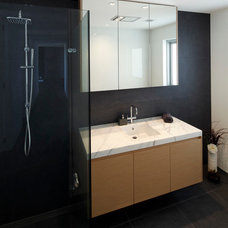 """Contemporary Bathroom by Andrew Dee @ Wonderful Kitchens"""" Willoughby"""""""