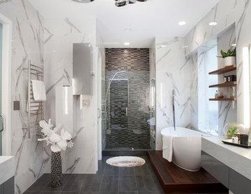 Castle Hills Bathroom Remodel