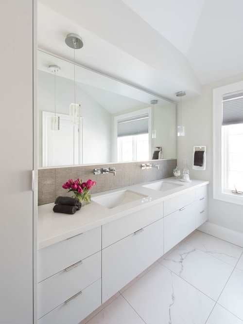 Best modern bathroom design ideas remodel pictures houzz - Modern bathroom images ...