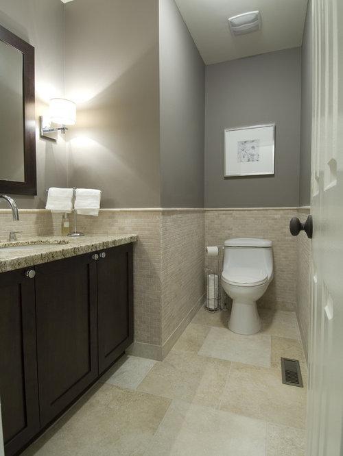bad mit granit waschtisch und unterbauwaschbecken ideen. Black Bedroom Furniture Sets. Home Design Ideas