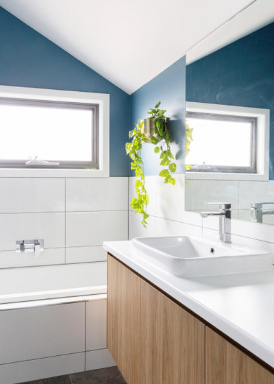Contemporary Bathroom by My Beautiful Abode