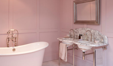 10 Reasons to Love a Pink Bathroom