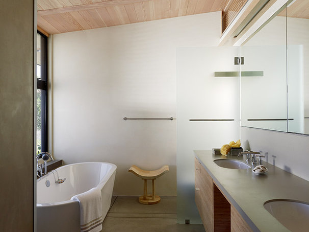 Contemporary Bathroom by Jeffers Design Group