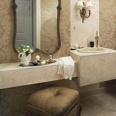 Bathroom by CDA Interior Design