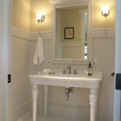 traditional bathroom by Catherine Dolen & Associates