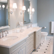 Bathroom by Oakville Kitchen and Bath Centre