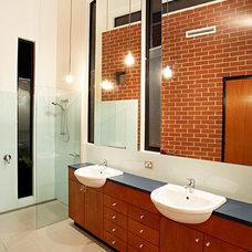 Contemporary Bathroom by S2 design