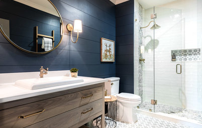 New This Week: 3 Midsize Bathrooms That Don't Skimp on Style