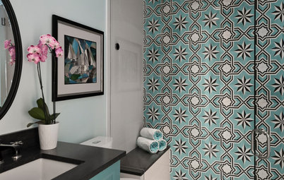 10 Stylish Small Bathrooms With Walk-In Showers