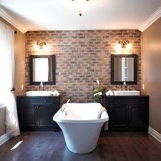 Bathroom by Cuisines BeauRegard
