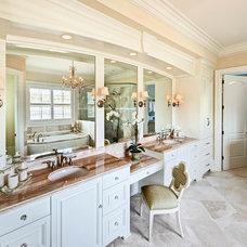 Traditional Bathroom by Carolina Design Associates, LLC