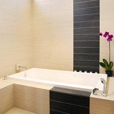Contemporary Bathroom by CDA Interior Design