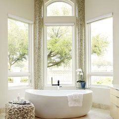contemporary bathroom by Catherine Dolen & Associates