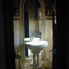 Contemporary Bathroom by Visnic Homes