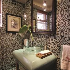 Bathroom by Avente Tile