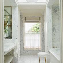 Marble interiors