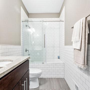 Central Park Bathroom Remodel
