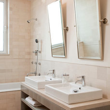 Contemporary Bathroom by darci hether new york