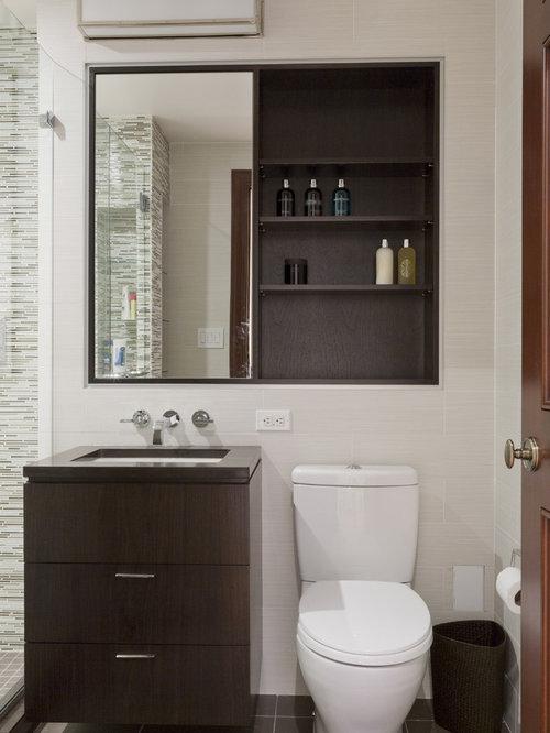 Sliding Medicine Cabinet Home Design Ideas, Pictures, Remodel and Decor