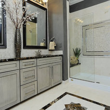 Contemporary Bathroom by Century Communities