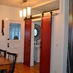 Bathrooms In Log Homes