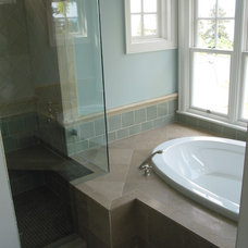 Contemporary Bathroom by Norberry Tile