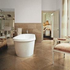 Modern Bathroom by StonePeak Ceramics
