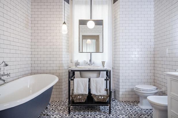 Badeværelse: 11 Ting at overveje, når du vælger lamper til badeværelset