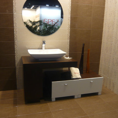 Bathroom Benches Stools Design Ideas, Pictures, Remodel, and Decor