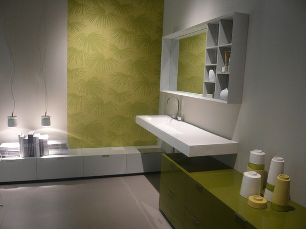Contemporary Bathroom by Paul Anater