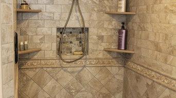 Chadds Ford, PA Master Bathroom