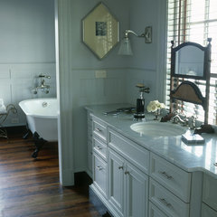 traditional bathroom by Christine G. H. Franck, Inc.