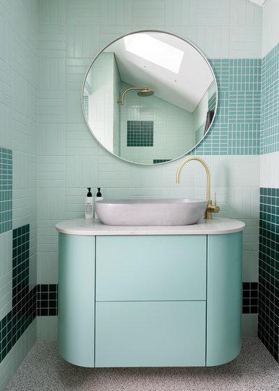 Contemporary Bathroom by Handwerk