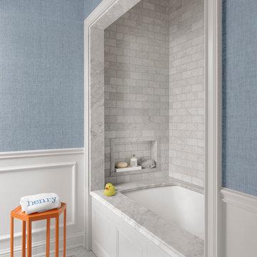 Chalet De Sept-Boy's Bathroom