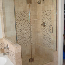 Traditional Bathroom by LaBrie Design