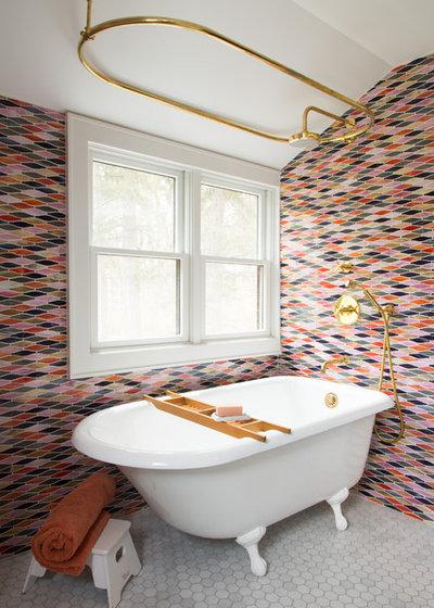 Классический Ванная комната by Strianese + Pew