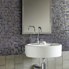 Modern Bathroom by Jeffrey Court, Inc.