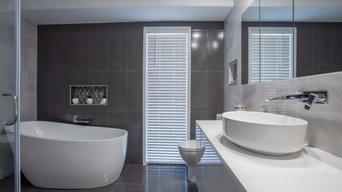 Charcoal Bathroom Renovation