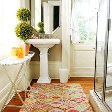 Traditional Bathroom by Viva Luxe Studios, LLC