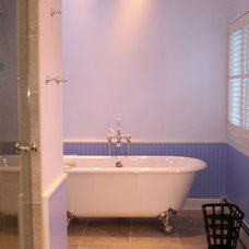 Traditional Bathroom by On The Move Interiors