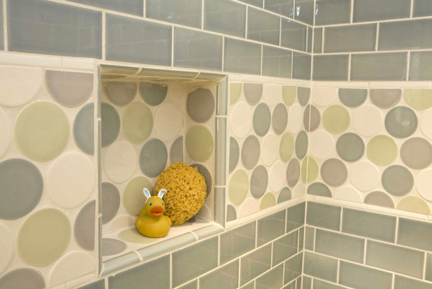 kids bathroom tiles safety plays with style in bathrooms 13356