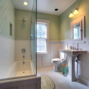 Charming Bungalow Bath
