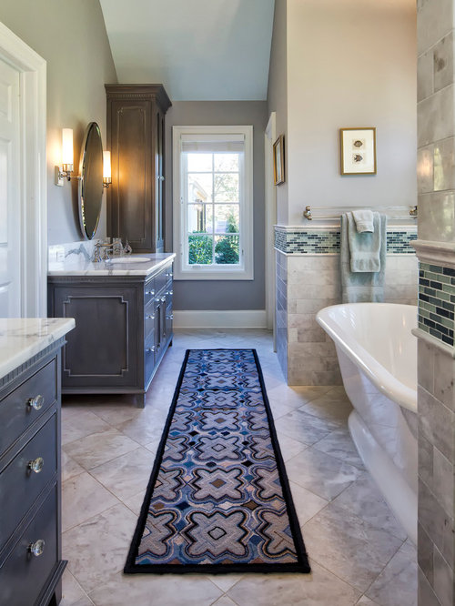 tiles in the bathroom charming cape cod renovation 20952