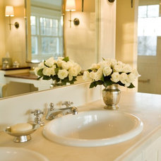 Contemporary Bathroom by Aquidneck Properties