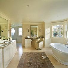 Contemporary Bathroom by Aquidneck Properties