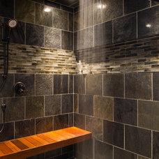 Contemporary Bathroom by Emery Design & Woodwork