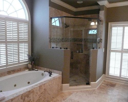 Bathroom Corner Shower Houzz