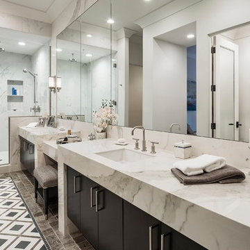 Chateau on Central - Model Home